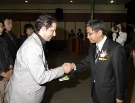 Incheon Mayor - Awards Ceremony